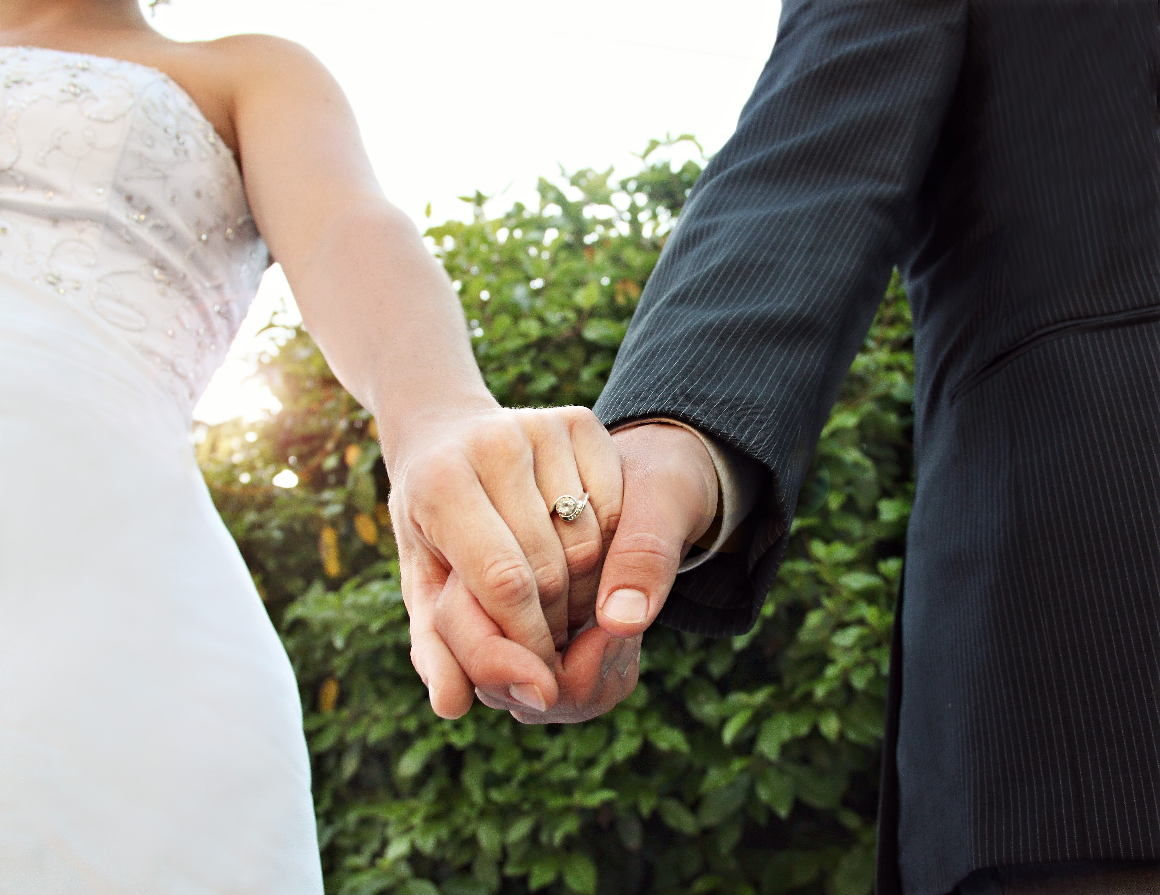 about marriage Marriage congratulations on your decision to dedicate yourselves to one  another in christian marriage your call to married life in the church is important  to the.